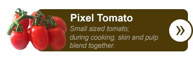 Pixel Tomato
